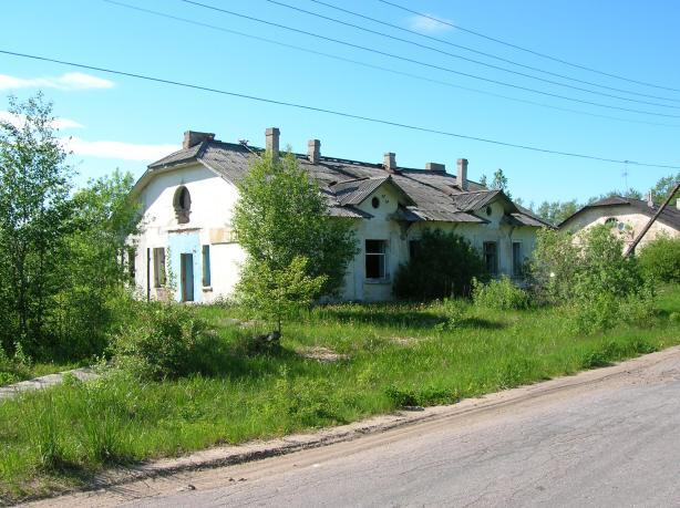 дом на 1-й шахте